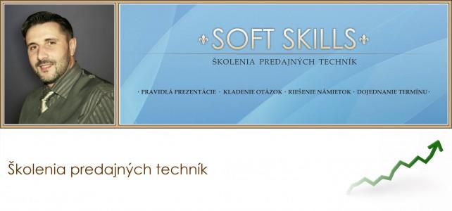 SOFT SKILLS – Školenia predajných techník