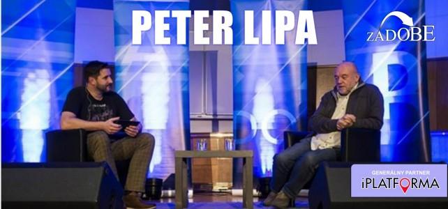 Zadobe – Peter Lipa